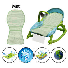 New Green Excellent Three-rocking Chair Baby Stroller Mat Bouncer Fisher SM