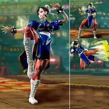 "HOT Game Street Fighter Chun-Li 15cm / 6"" PVC Action Figure NO Box"
