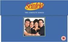 Seinfeld - Saison 1 + 2 + 3 + 4 + 5 + 6 + 7 + 8 + 9 - 1 A 9 NEUF