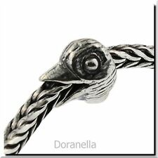 Authentic Trollbeads Sterling Silver 11127 Bird :1 RETIRED
