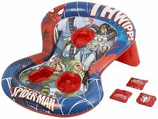 SPIDERMAN WEB SLING GARDEN GAME INFLATABLE BEAN BAG TOSS CHILDRENS OUTDOOR PARTY