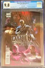 DAKEN DARK WOLVERINE #1 CGC 9.8 DJURDJEVIC VARIANT COVER 1:75 2010 MARVEL X-MEN