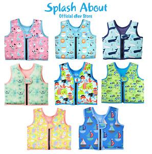 Splash About Children's Go Splash Learn to Swim Vest - Flotation Aid
