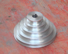 14mm  28mm Bore V-groove 5 Step Pulley for Motor shaft drive Select Size [M_M_S]