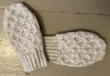 The Little White Company London Baby Mitts One Size