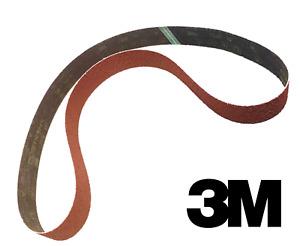"50mm x 1830mm 2"" x 72"" 3M Cubitron II 784F Knife Grinding Belts // 36 - 120 Grit"