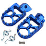 Wide Footrests Foot Pegs for Husqvarna FE FC TE TC 125 250 350 450 501 2014-2016