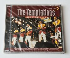The Temptations Greatest Hits CD NEW