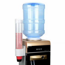 80 Cups Pull Type Cup Dispenser Premium Wall Mounted Disposable Cup Dispenser
