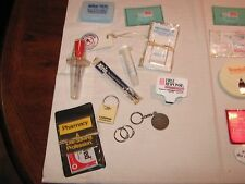 Rx, Pharmacy Promotional Items, Mixed Lot