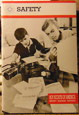 Safety by Boy Scouts of America Staff (1986, Paperback)