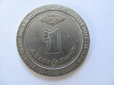 1988 Tropicana Casino, A Ramada Resort Las Vegas, NV $1 Gaming Token