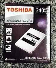 Toshiba Q300 240GB  Internal Solid State Drive SSD 2.5 inch SATA III 6Gb/s  7mm
