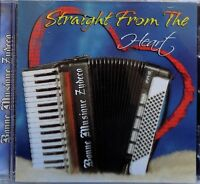 BONNE MUSIQUE ZYDECO straight from the heart - CD cajun