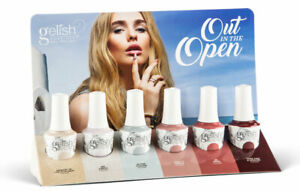 Gelish Soak Off Gel Out In The Open New Collection 2021 No Display full 6pcs
