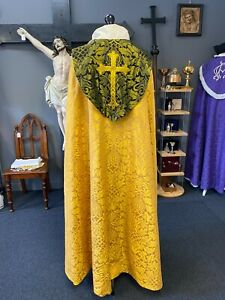 Cope – Gold Fairford Brocade - Stunning RRP £1995