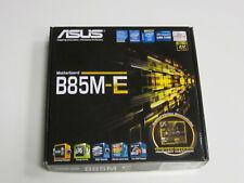 Asus B85M-E mATX Mainboard Socket LGA1150 Intel (90MB0F60-M0EAY5) mit Rechnung