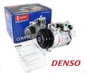 New! Mercedes-Benz C350 DENSO A/C Compressor and Clutch 471-1678 0012305011