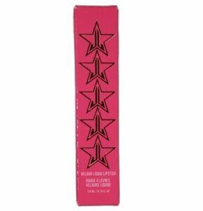Jeffree Star Cosmetics Drug Lord Velour Liquid Lipstick New in Box