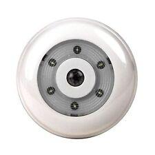 Dorcy Battery-Operated LED Wireless Motion Sensor Light, White 41-1069