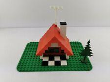 Lego® 344 Bungalow Haus House Classic Town City Wochenendhaus Waldhaus