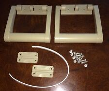 IGLOO ice chest HANDLES and HINGES - replacement pieces sets - hardware included