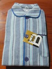 Ancien pyjamas d'enfant en pilou, molleton 12 ans - linge