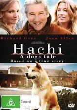Hachi: A Dog's Tale  - DVD - NEW Region 4