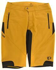 "Pearl Izumi Summit Mountain Bike Shorts Men 34"" LARGE Beige Baggy Shell Trail"