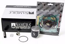 1998-2000 Yamaha YZ125 Namura Top End Rebuild Piston Kit Rings Gaskets Bearing C