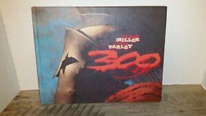 300 by Frank Miller (Dark Horse Comics, Hardcover) Oversized Graphic Novel