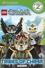 NEW DK Readers L2: LEGO® Legends of Chima: Tribes of Chima by Ruth Amos