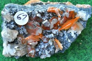 Galena-Barite-Baryte-Cerussite Specimen (Pick from 74) Inspiring Highest Purpose
