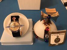 Vivienne Westwood Swatch Orologio & Regalo la sfera 1993 Ltd Edition No02809 NUOVO CON SCATOLA