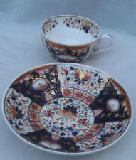 EARLY crown derby tea cup & SAUCER BOWL high regent design