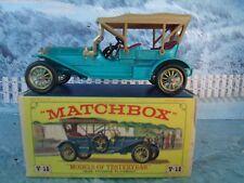 Matchbox  1909 Thomas flyabout  Y-12