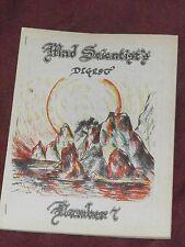 Mad Scientist's Digest 7 March 1980 ed Brian Earl Brown Taral Wayne Bill Rotsler