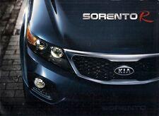 Kia Sorento R 2005-06 South Korean Market Sales Brochure