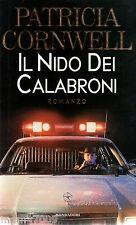 LIBRO= Il nido dei calabroni=Patricia Cornwell=3° edizione 1997