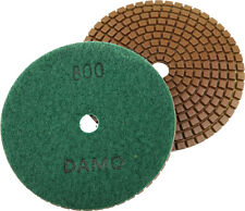 "4"" Wet Diamond Polishing Pad Grit 800 for Granite/Concrete/Marble Countertop"