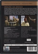 Milosc na Krymie (DVD) 1998 teatr TV  Z. Zapasiewicz, S. Mrozek  POLISH POLSKI