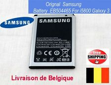 Batterie ORIGINALE Pour Samsung i8910 i5700 i5800 Galaxy3 S8500 Wave S8530 Wave
