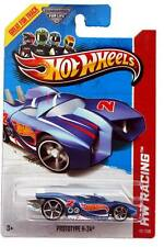 2013 Hot Wheels #101 HW Racing HW Race Team Prototype H-24 Treasure Hunt