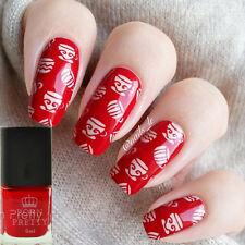 6ml Born Pretty Nail Art Stamping Plate Polish Manicure Stamp Varnish Decor