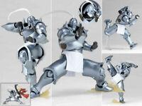 Figma Revoltech Yamaguchi No.117 Fullmetal Alchemist Alphonse Elric Figure NoBox