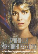 CYBERELLA FORBIDDEN PASSIONS (DVD 1995) NEW SEALED!