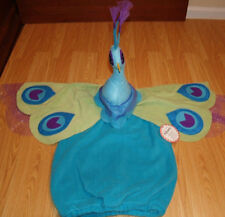 POTTERY BARN KIDS PEACOCK HALLOWEEN COSTUME NWT NEW  2T-3T 2-3