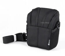 Camera Shoulder Waist Case Bag For Panasonic LUMIX DMC TZ100 TZ80 TZ10