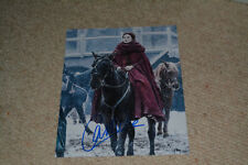 CARICE VAN HOUTEN signed Autogramm 20x25 cm In Person GAME OF THRONES