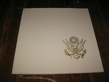 1969 Vietnam era New York University Fort Hamilton Military Ball Program